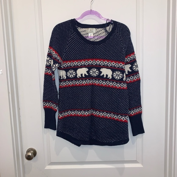 Ruby moon sweater